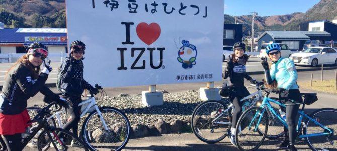 狩野川サイクリングへ行ってきましたよー!
