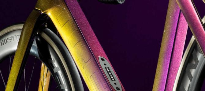 TREKプロジェクトワン MADONE SLR(マドンSLR)専用ペイントパターン「ICON」を動画でご覧ください!