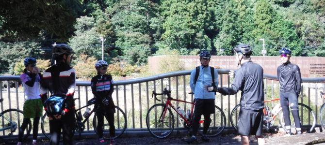 ロードバイク初心者必見ストアイベント!「フレッシュロードスマイルライド」開催しました〜!