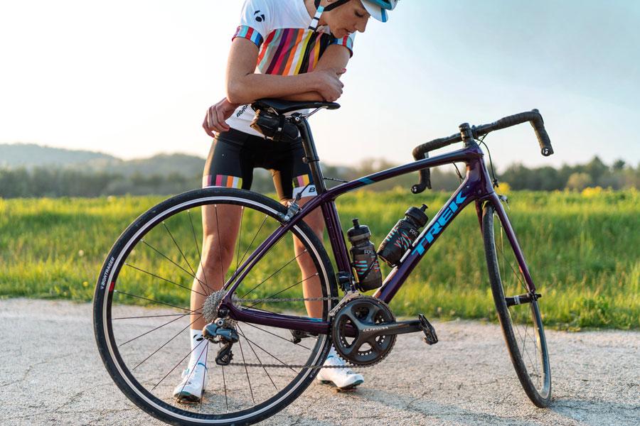 女性専用スポーツ自転車
