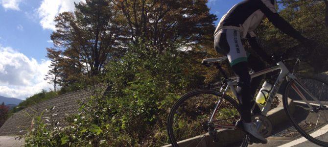 ロードバイクでヒルクライム!足柄峠へ行ってみよう~!