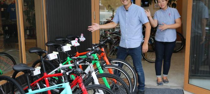 TREK(トレック)のクロスバイクが人気です!
