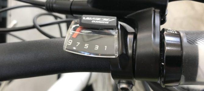クロスバイクを選ぶときのポイント【変速機の違い】