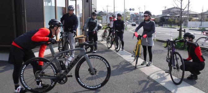 ロードバイク始めたばかりの方はぜひ「フレッシュロードスマイルライド」にご参加ください。