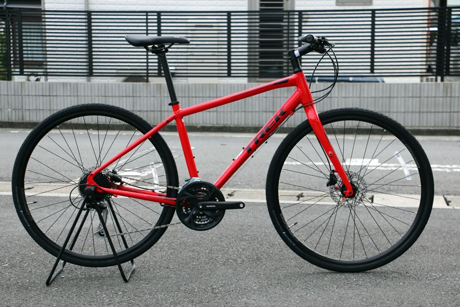 トレック・FXシリーズ・クロスバイク