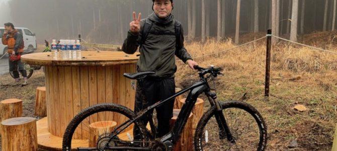 東京電力パワーグリッドのマウンテンバイクコースを体験しました!