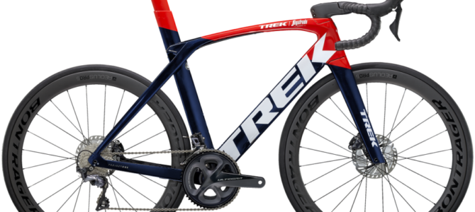 2021年モデル TREK(トレック)MADONE SLR(マドンSLR)がさらに軽量になって新登場!