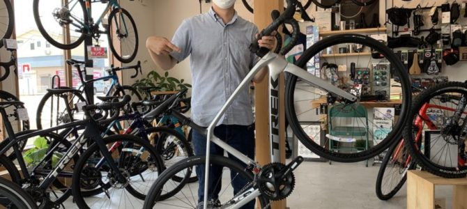 人気のTREK(トレック)2021 ロードバイク、クロスバイク入荷してます!