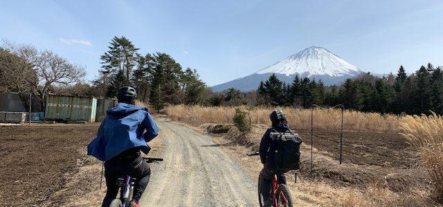 TREK(トレック)E-MTBで【星のや富士/富士山麓プライベートサイクリング】を体験!