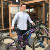 自転車を安全に楽しむために。日本マウンテンバイク協会公認インストラクター。